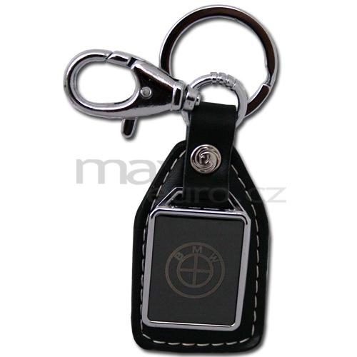 Kožený prívesok na kľúče v darčekovej škatuľke BMW - MaxEuro.cz 3510ec5a786